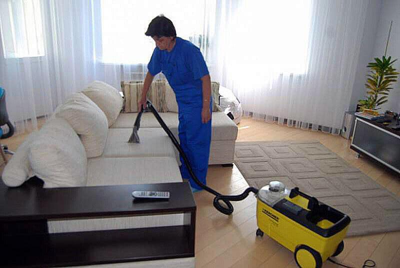 Мытье мебели спб