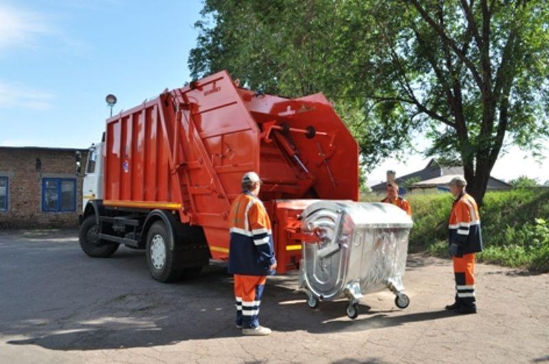 Сбор мусора спб