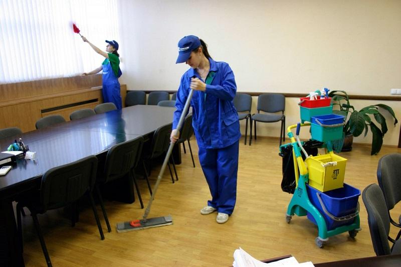 Ежедневная уборка спб