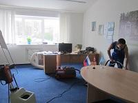 утренняя уборка офиса