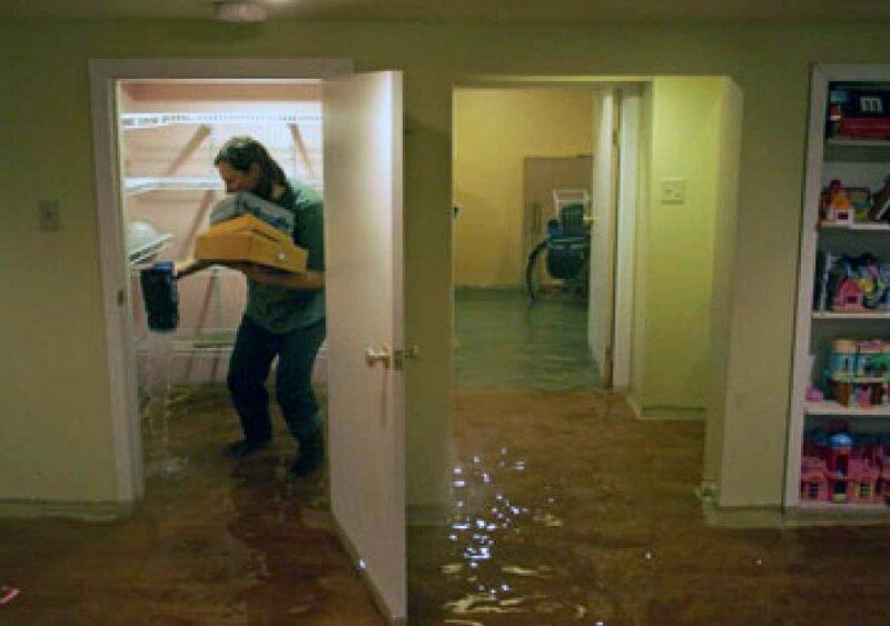 Потоп квартиры спб