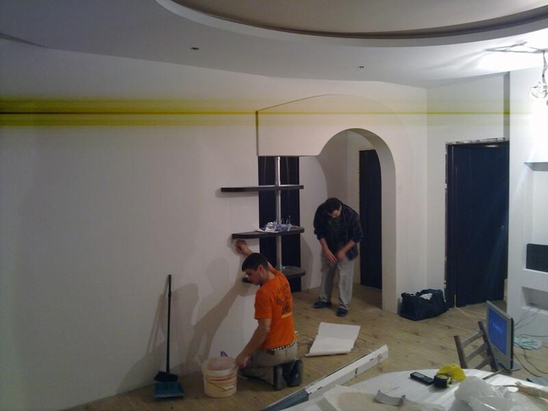 Клининг стен спб