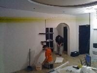 мытье и покраска стен