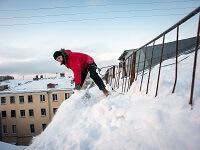 Удаление снега