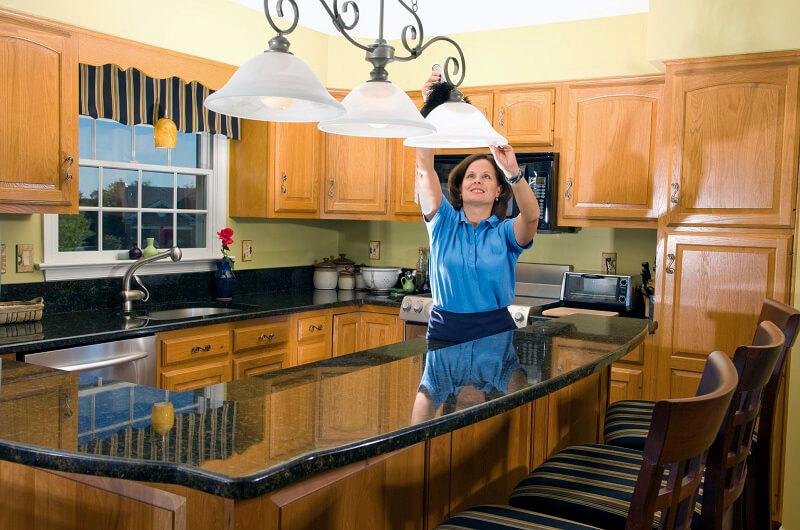 уборка кухни спб